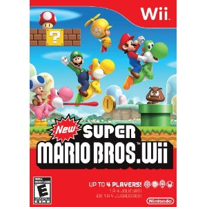 Cyber Monday New Super Mario Bros. Wii