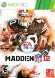 Cyber Monday Madden NFL 12